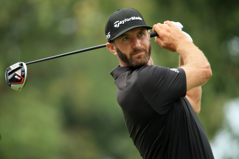 Dustin Johnson Undergoes Knee Surgery, Expected to Return for Fall Events