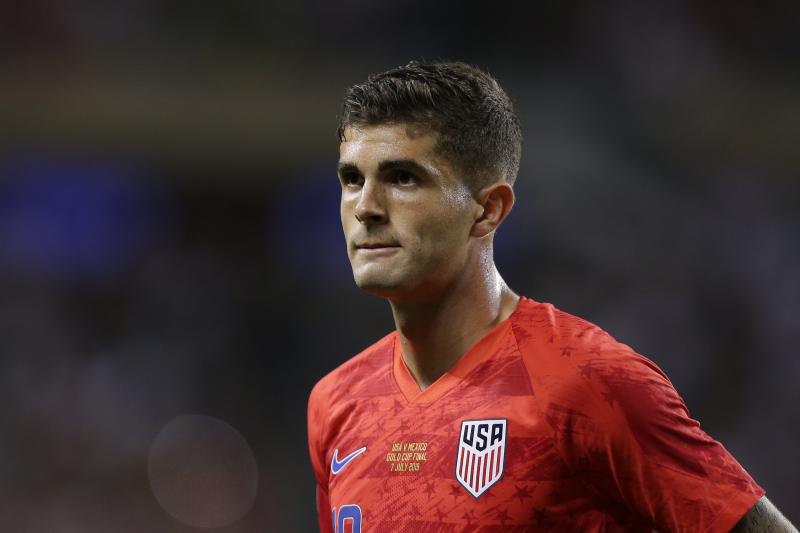 USA vs. Mexico: 2019 Friendly Odds, Time, Live Stream and TV Schedule