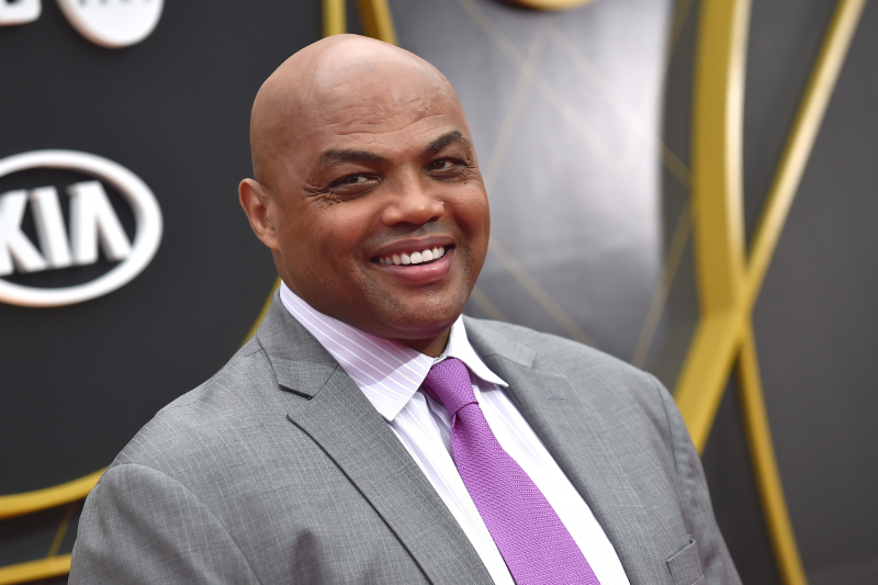Charles Barkley to Be Honored with Statue Outside 76ers' Practice Facility