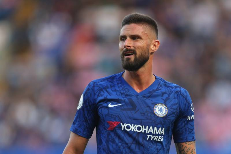 half off 75db8 991c6 Chelsea Striker Olivier Giroud Open to Future MLS Transfer ...