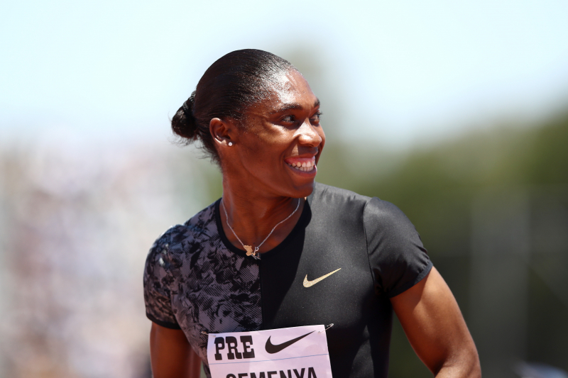 Caster Semenya Signs for South African Football Club JVW; Eyeing Debut in 2020