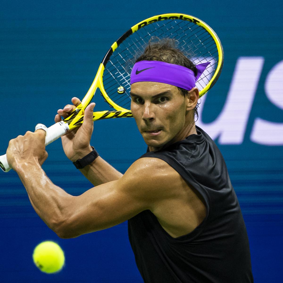 US Open Tennis 2019: TV Schedule, Live Stream for Men's ...