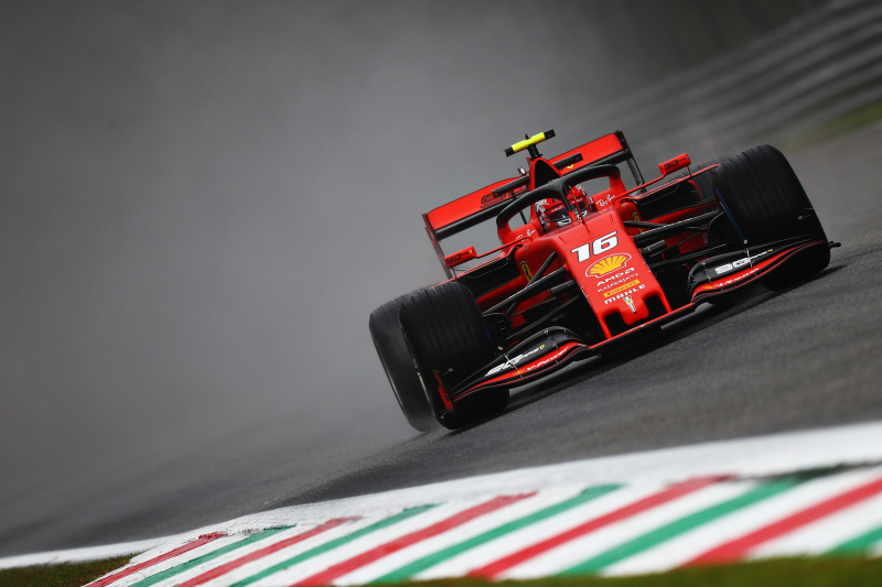 Italian F1 Grand Prix 2019 Qualifying: Results, Times from Friday's Practice