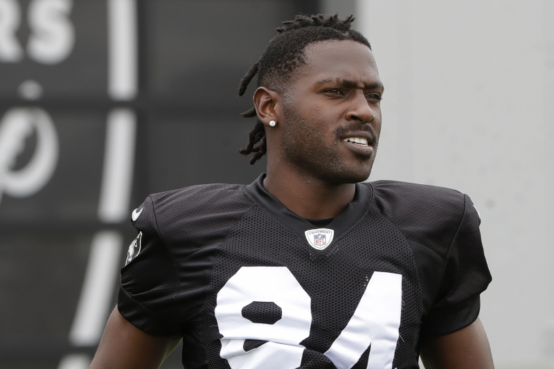 Rosenhaus Talks Antonio Brown's Raiders Future, Relationship with Mayock, Gruden