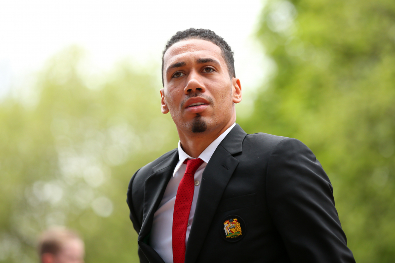 Chris Smalling Says He Can 'See a Longer-Term Future in Italy' After Roma Loan