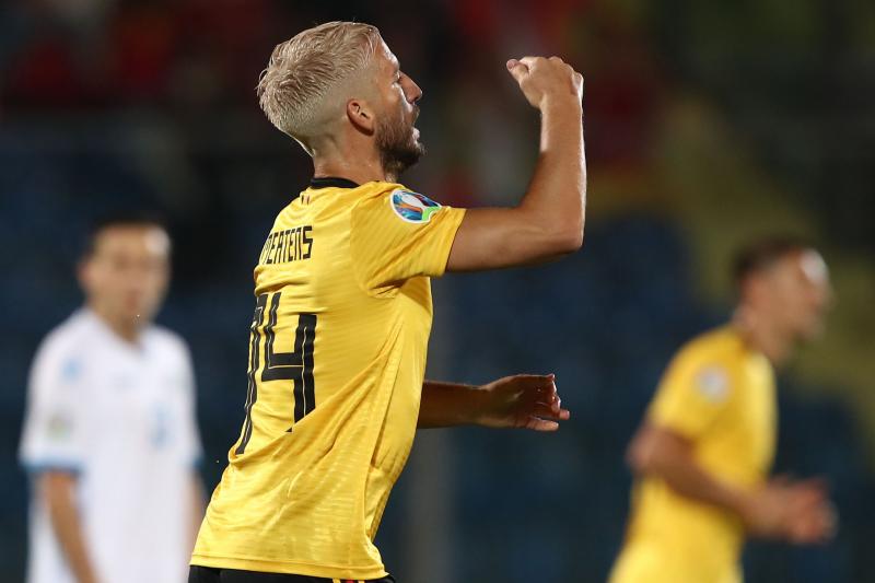 Belgium Beat San Marino 4-0 in 2020 Euro Qualifier; Michy Batshuayi Scores Twice