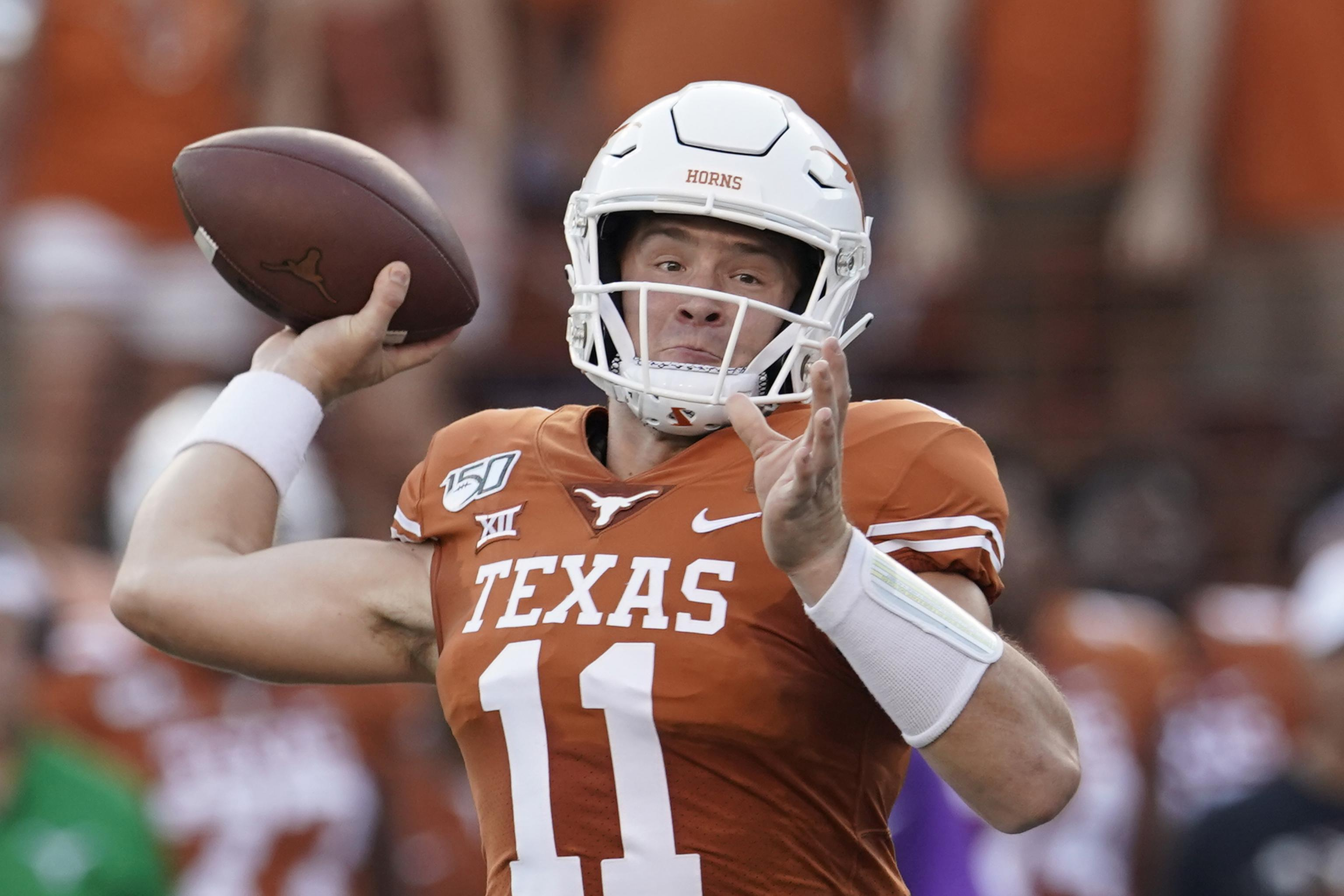 Report Lsu Fans Texting Texas Qb Sam Ehlinger After Acquiring Cellphone Number Bleacher Report Latest News Videos And Highlights