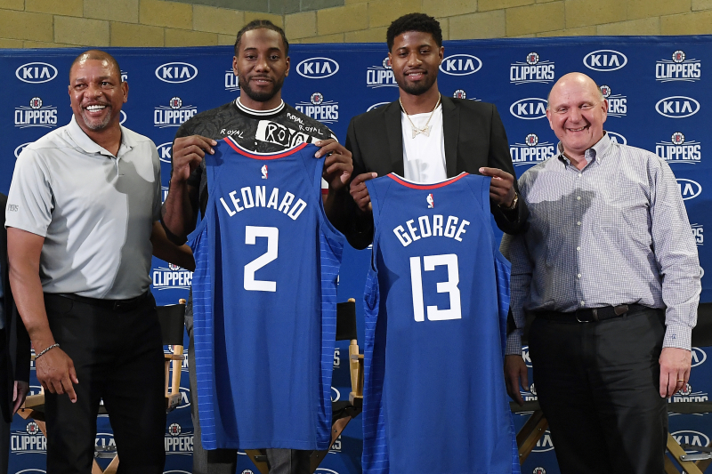 Doc Rivers: Paul George Trade to Clippers Almost Fell Through Multiple Times