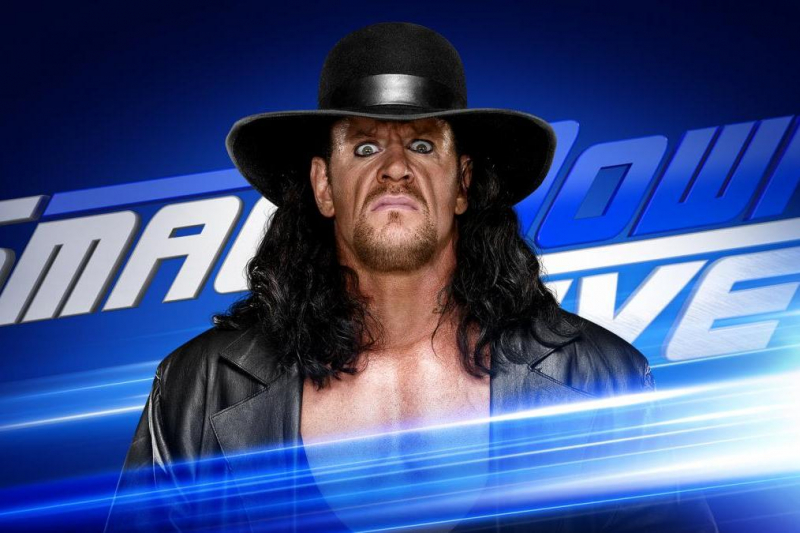 Predicting How the Undertaker Will Be Used on Upcoming WWE SmackDown Live