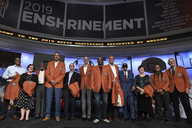 Basketball Hall of Fame 2019: Ceremony Recap, Speech Highlights and Reaction