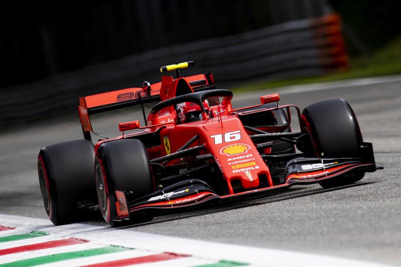 Italian F1 Grand Prix 2019 Qualifying: Saturday's Results, Times, Final Grid