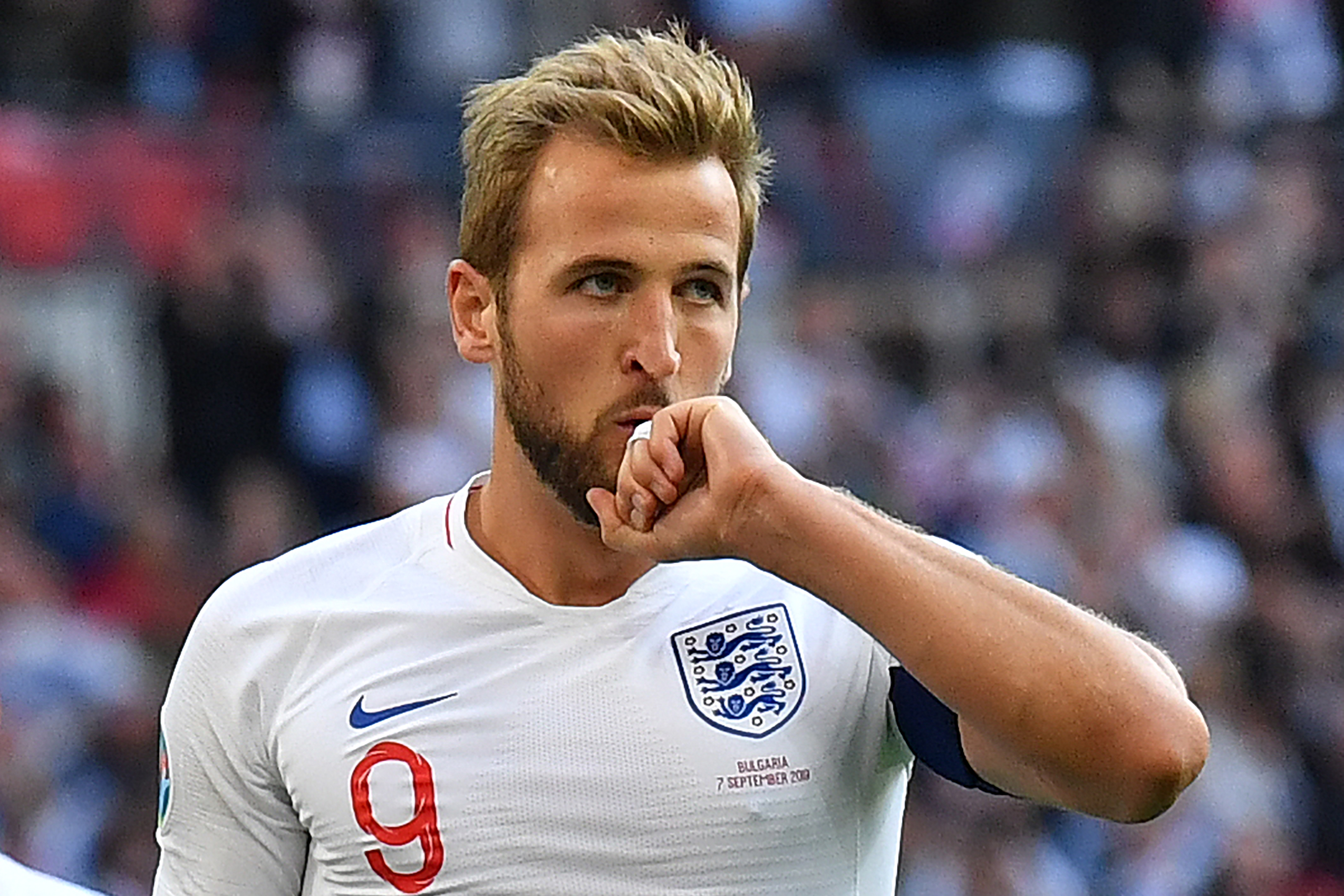 Harry Kane's Hat-Trick Leads England Past Bulgaria in Euro 2020 Qualifying
