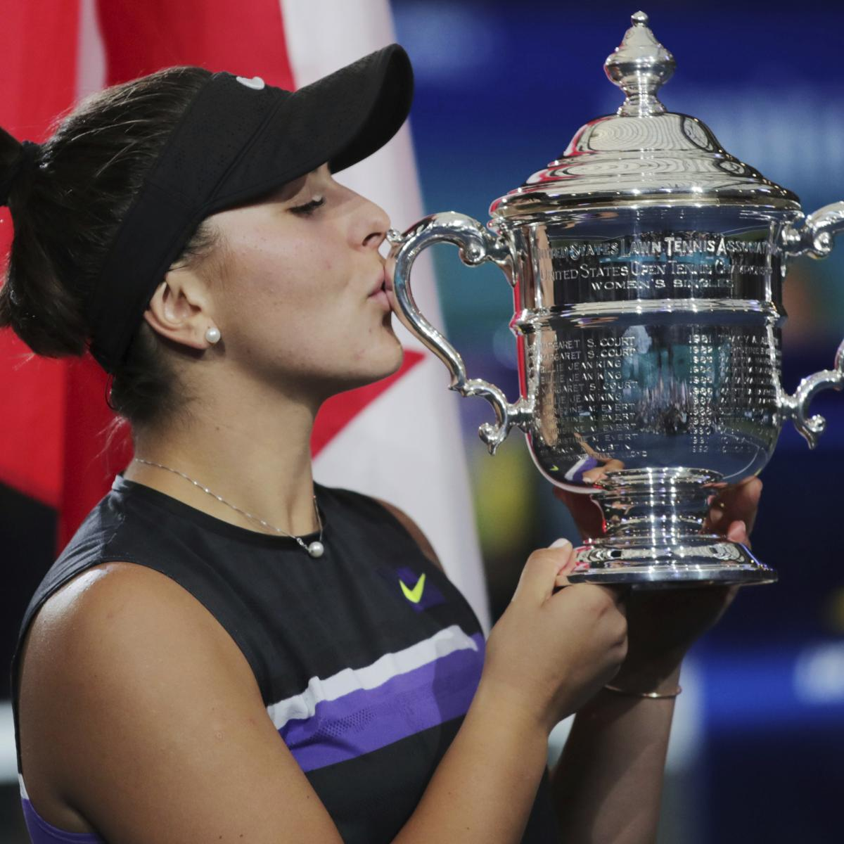 Video: Bianca Andreescu Apologizes After Beating Serena ...