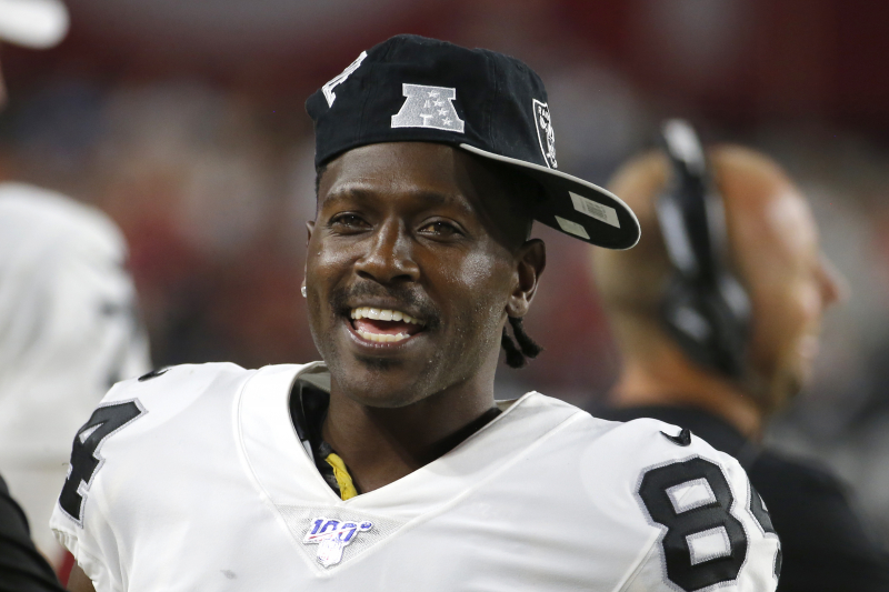 Mort: Antonio Brown Asked Social Media Experts How to Accelerate Raiders Release