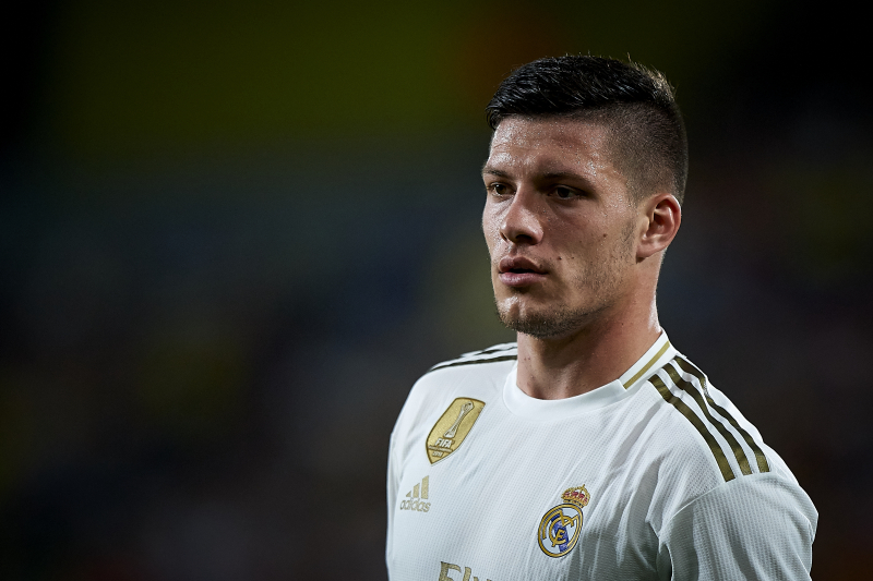 Real Madrid's Luka Jovic Suffers Injury Relapse, Ruled out of Serbia Clash