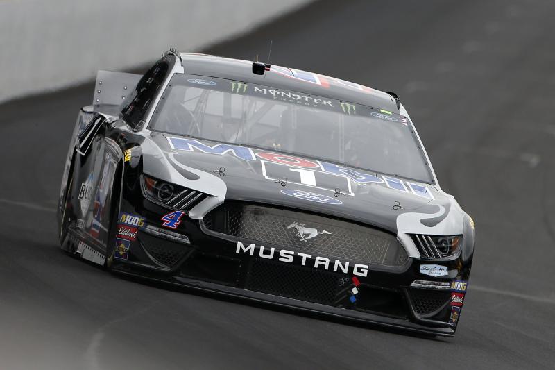 NASCAR at Indianapolis 2019 Results: Kevin Harvick Edges Joey Logano for Win