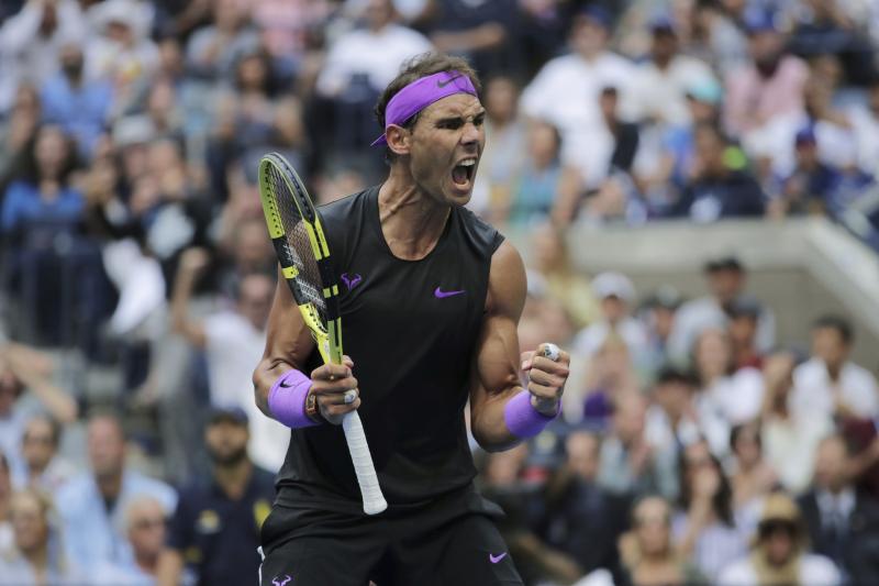 Rafael Nadal Defeats Daniil Medvedev to Win 2019 US Open Men's Final