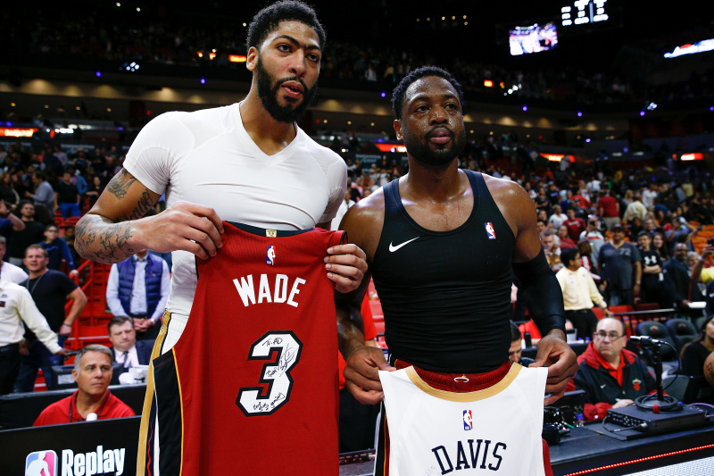 NBA Rumors: Latest Update on Dwyane Wade, Carmelo Anthony Return Rumors and More