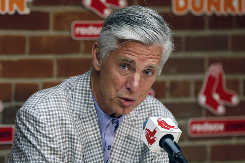 Red Sox News: President Dave Dombrowski Parts Ways with Boston After 4 Years