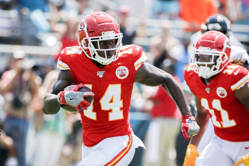 Fantasy Football Week 2: Rankings, Projections and Waiver-Wire Tips