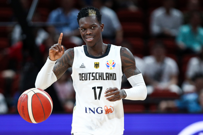 Dennis Schroder Leads Germany Past Canada in 2019 FIBA World Cup