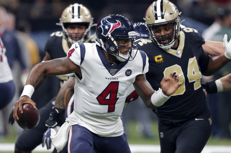All-in Texans Are Not Ready to Join NFL's Elite—Yet