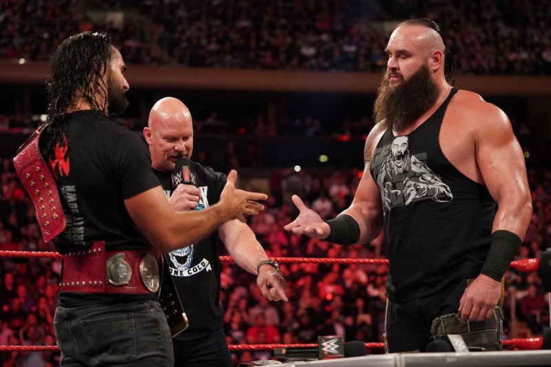 Seth Rollins vs. Braun Strowman: Who Is the Better Choice to Be WWE's Top Star?