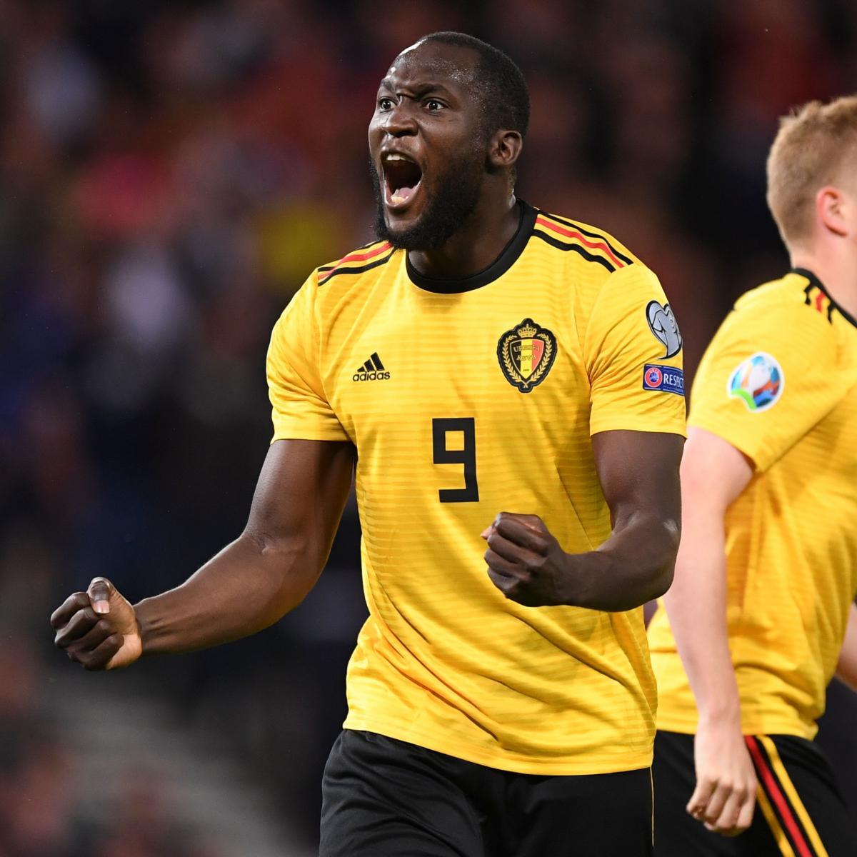 Romelu Lukaku Says He Is a 'Killer on the Field,' Eyes 50th Belgium Goal