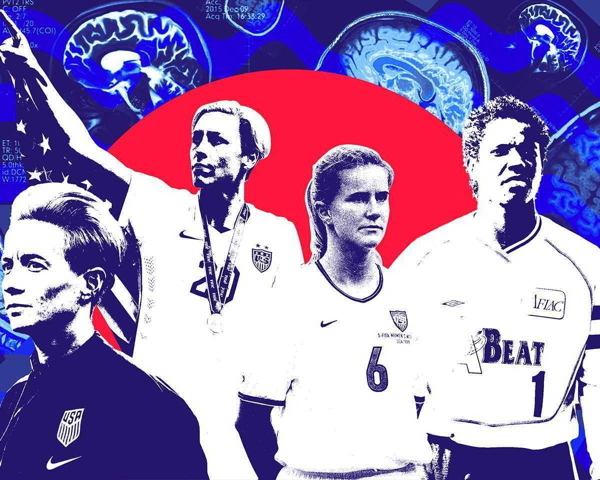 Why Women's Soccer Players Are Worried About Their Brains