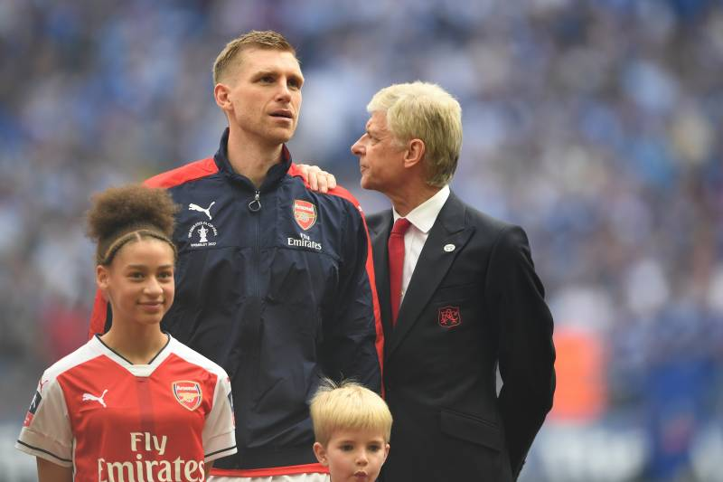 info for d3d88 a03c7 Per Mertesacker Says Arsenal Players Failed to Repay Arsene ...