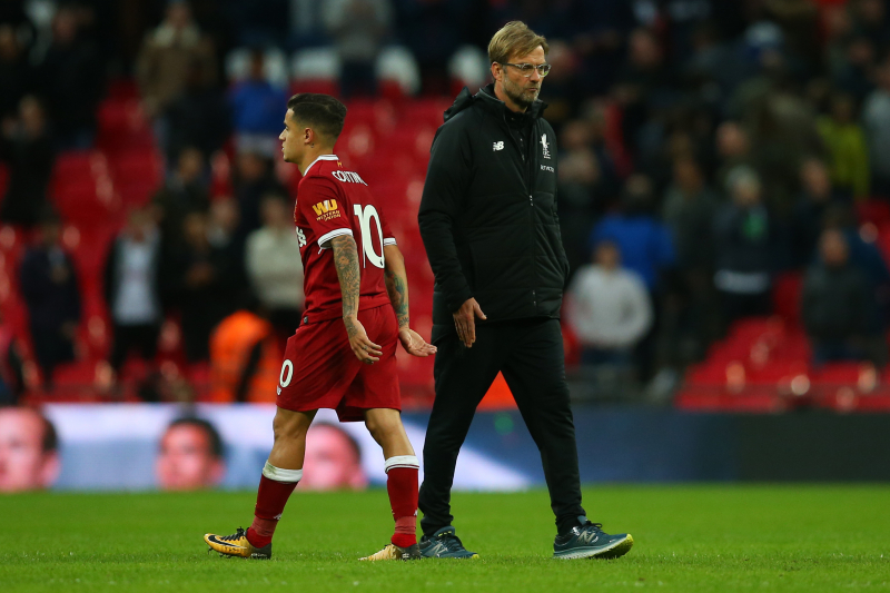 Jurgen Klopp Says He Told Philippe Coutinho That Bayern Would Be a 'Good Fit'