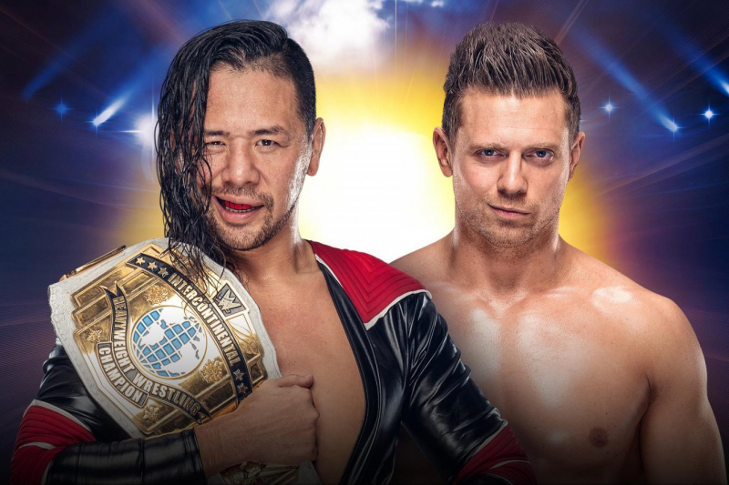 Shinsuke Nakamura Beats The Miz, Retains IC Title at WWE Clash of Champions 2019
