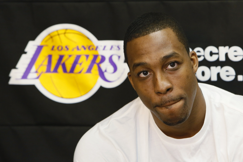 Kobe Bryant Thinks Dwight Howard Will Do 'Whatever Is Necessary' to Help Lakers