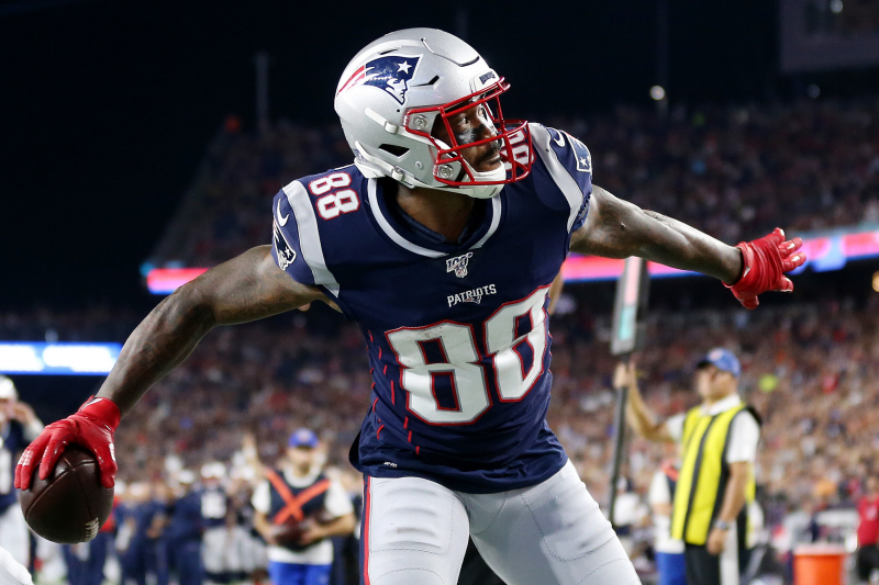 Report: Demaryius Thomas Traded to Jets; Patriots Receive 2021 6th-Round Pick