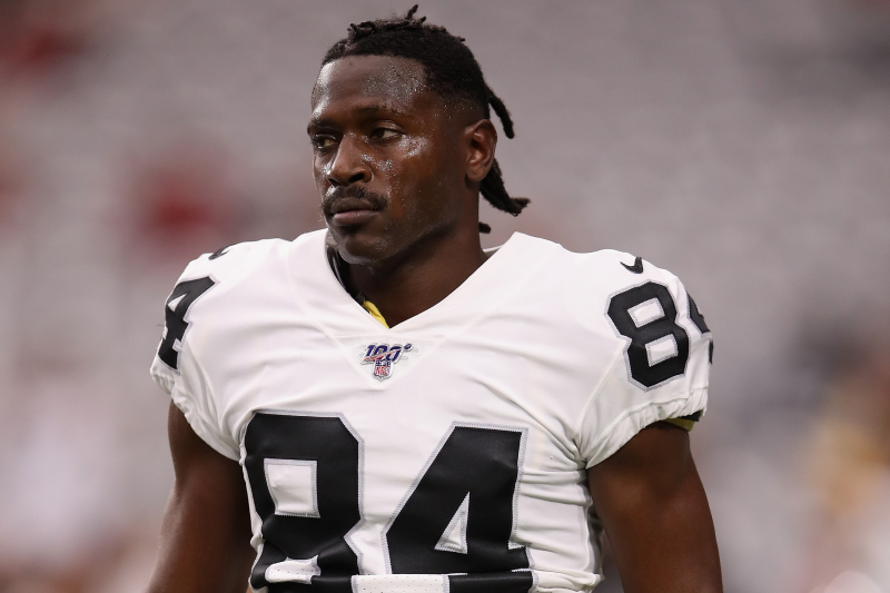 Patriots Release Statement on Antonio Brown Sexual Assault Allegations