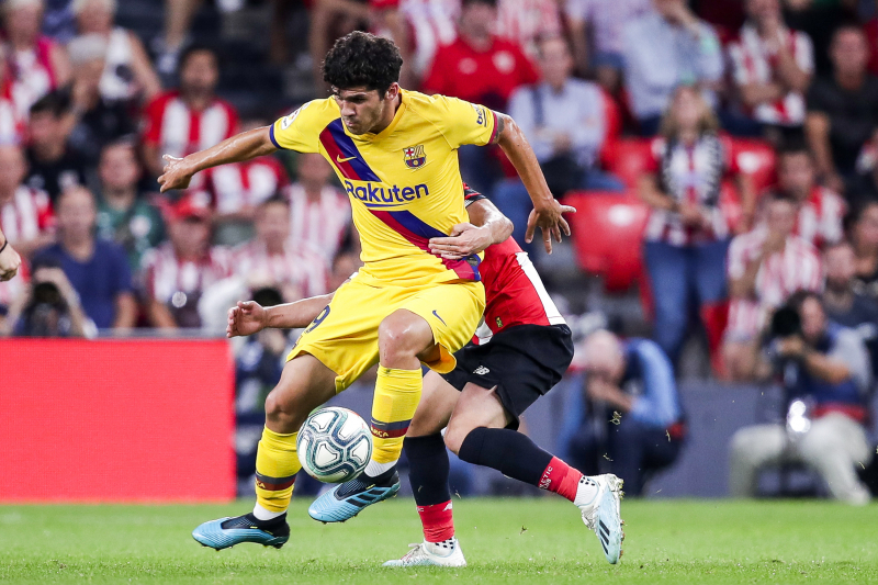 Carles Alena Says 'There Is No Explanation for Me Being Dropped' at Barcelona