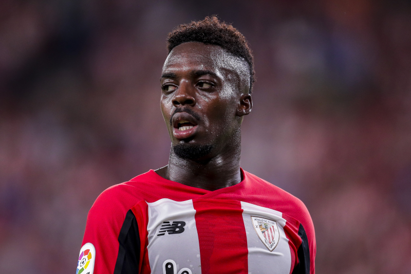 Athletic Bilbao's Inaki Williams: 'I Had Contact from Manchester United'