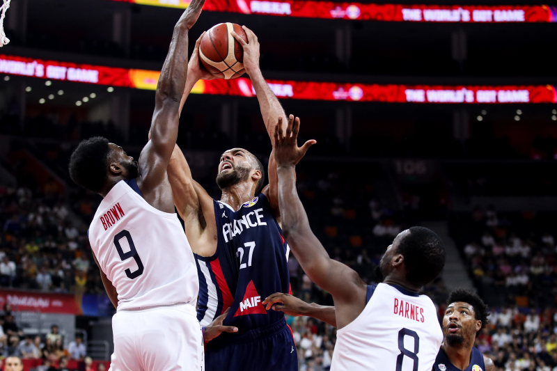 USA Eliminated from 2019 FIBA World Cup After Shocking 89-79 Loss to France
