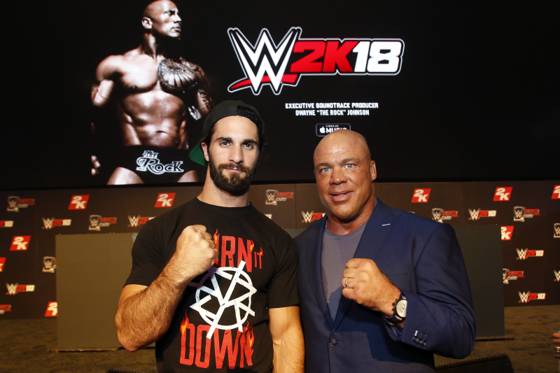 Kurt Angle-WWE Rumors, Kevin Owens-NXT Buzz and Seth Rollins Discovers Siblings