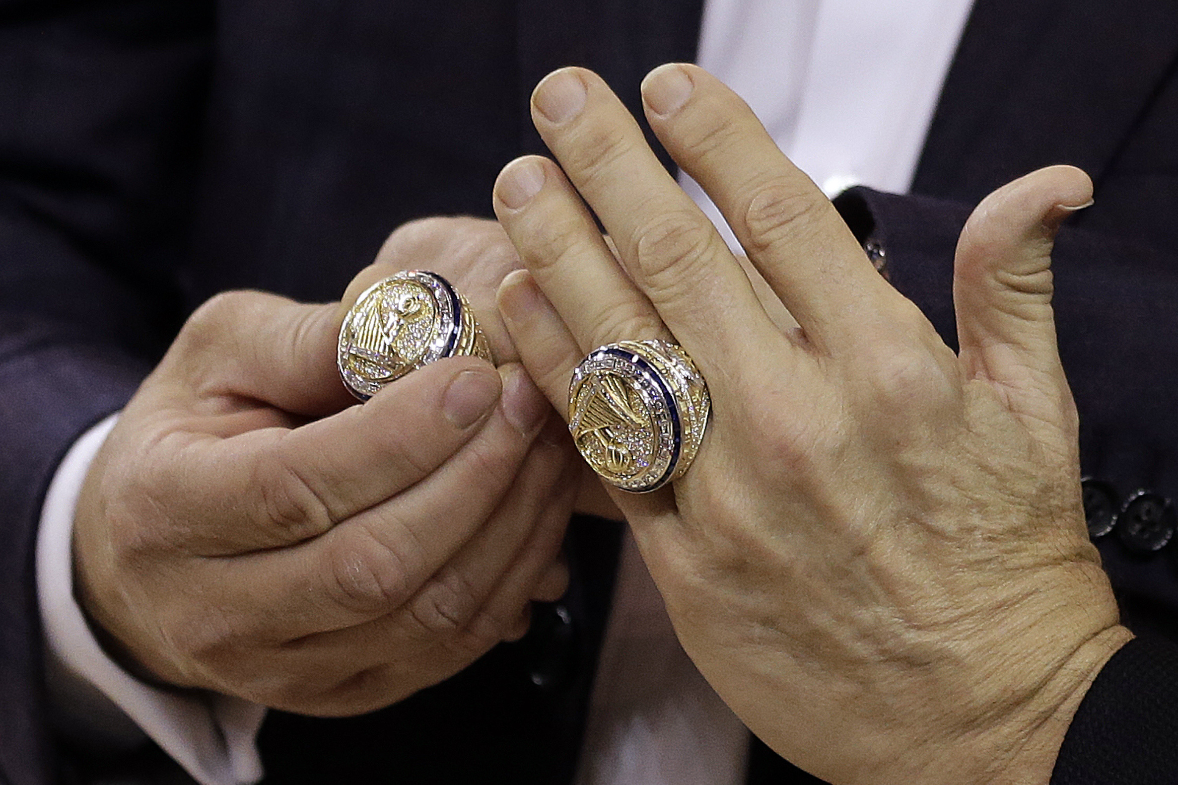 Fake Nba Championship Rings Found In Lax Customs Bust Could Be Worth 560k Bleacher Report Latest News Videos And Highlights