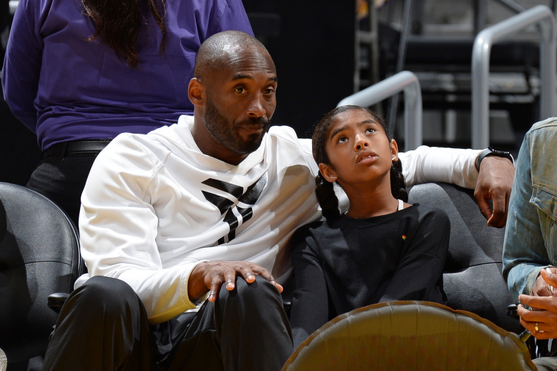 Kobe Bryant Clarifies IG Post After Appearing to Call out Kid for Missing Game