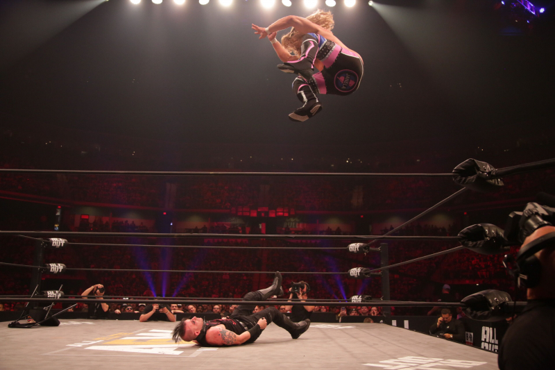 Off the Top Rope: AEW's Joey Janela on Staple Guns, Cornette and Living at Home
