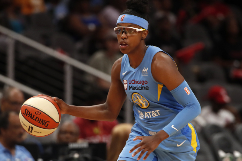 WNBA Playoff Bracket 2019: 2nd-Round TV, Live-Stream Schedule