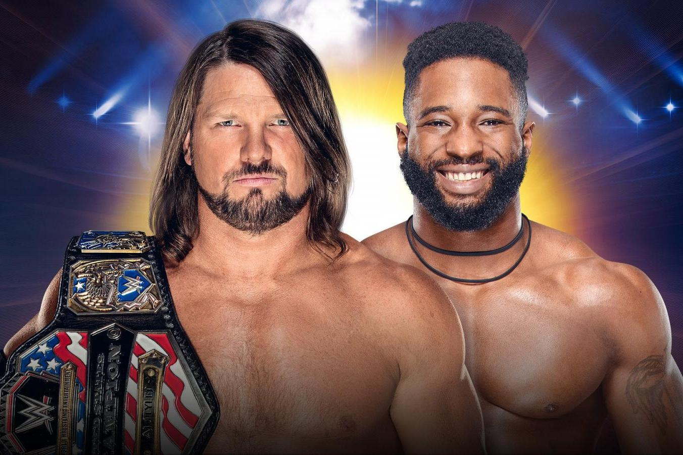 Aj Styles Destroys Cedric Alexander Retains Us Title At Wwe Clash Of Champions Bleacher Report Latest News Videos And Highlights