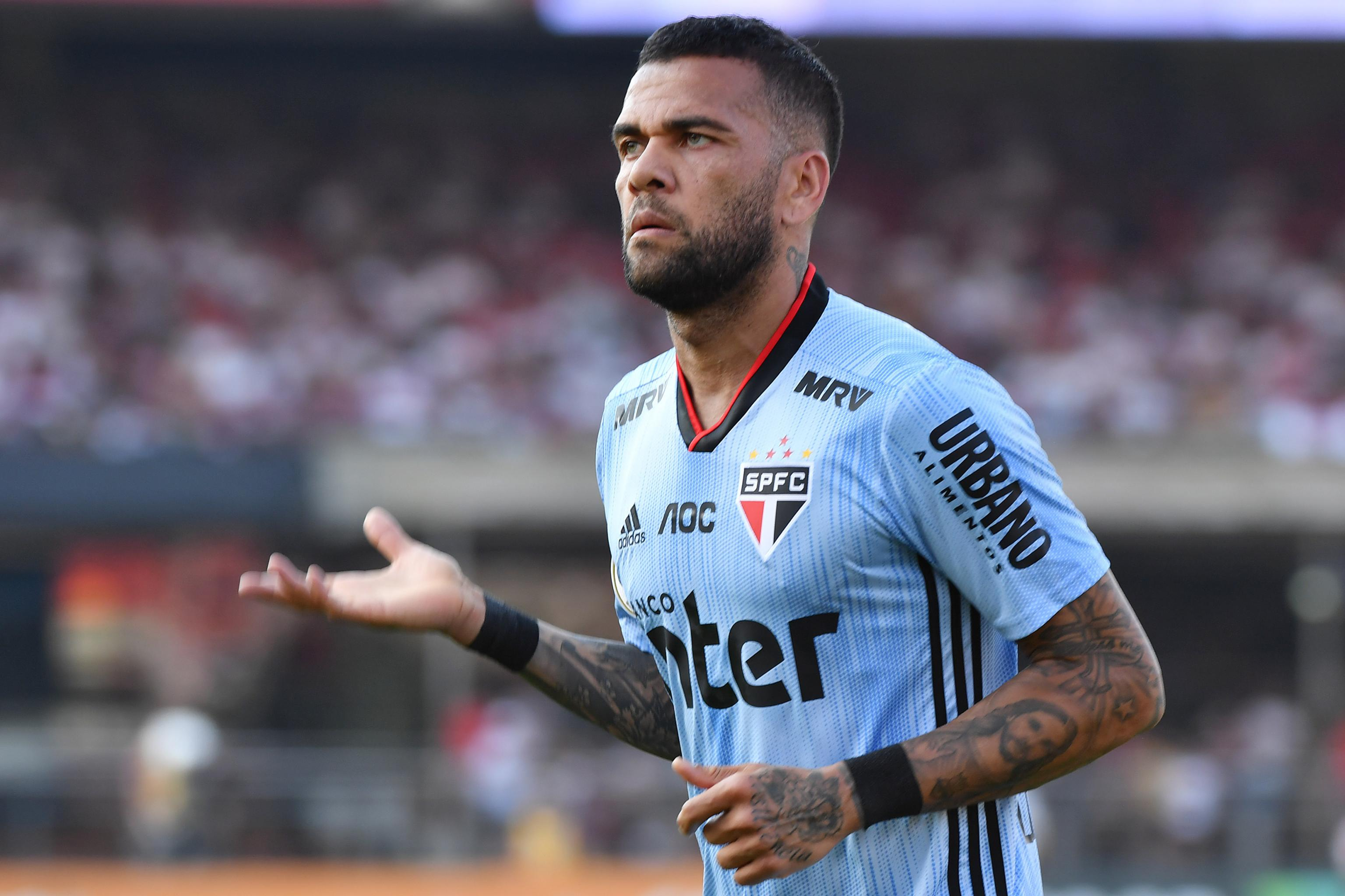 Dani Alves Says He Turned Down Barcelona And Juventus Before Sao Paulo Transfer Bleacher Report Latest News Videos And Highlights