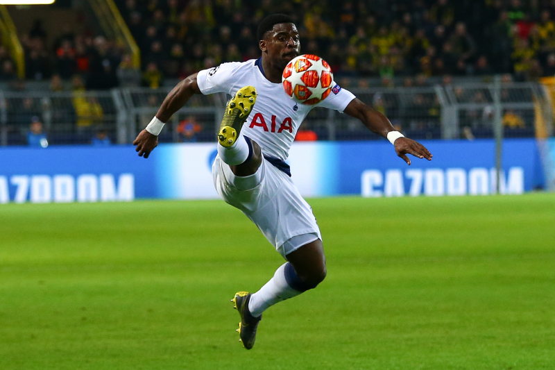Serge Aurier Wanted to Leave Tottenham During Summer Transfer Window