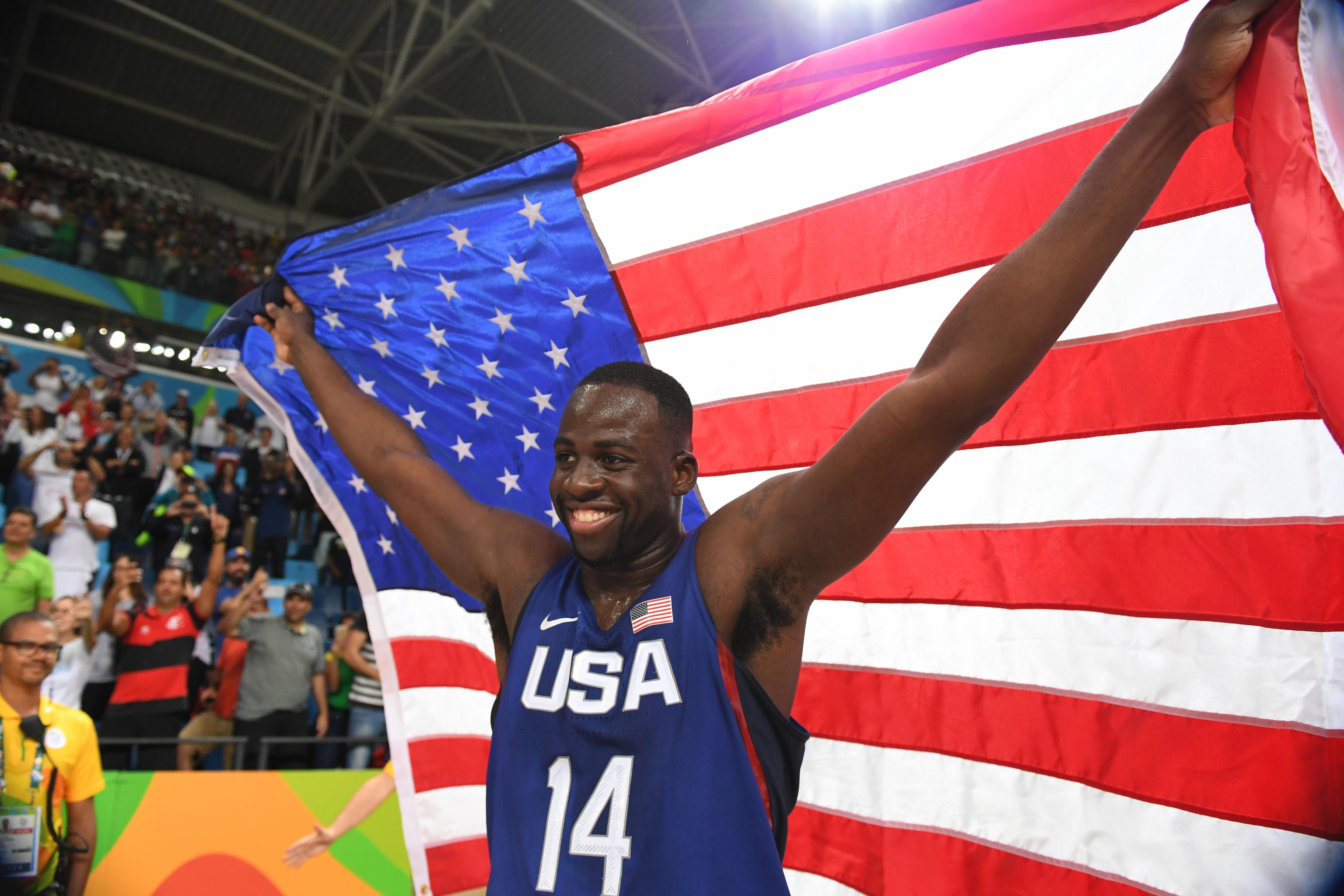 Warriors' Draymond Green Says He'd Like to Play for Team USA in 2020  Olympics | Bleacher Report | Latest News, Videos and Highlights