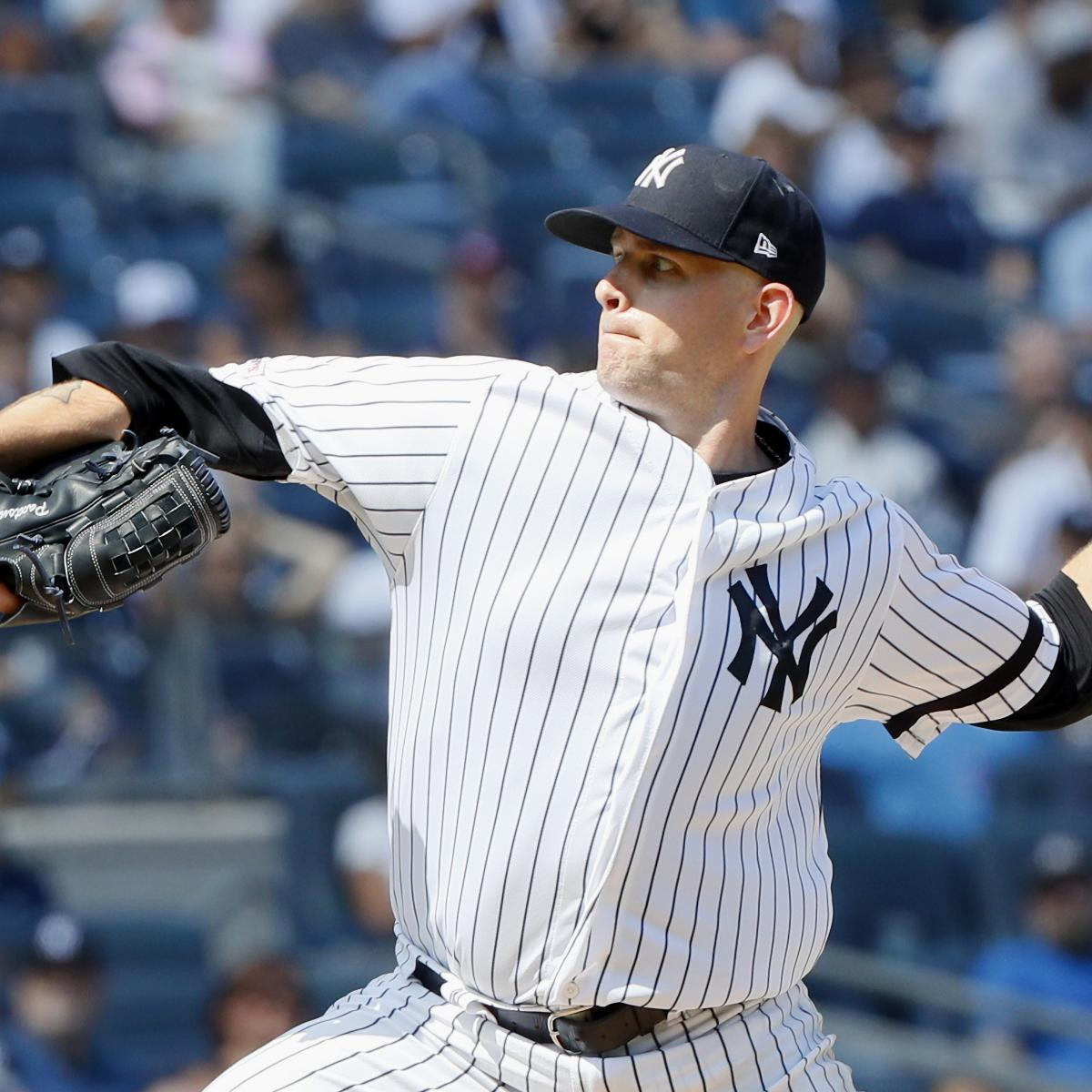Yankees Pitching Staff Is Rising at the Perfect Time to Challenge the Astros