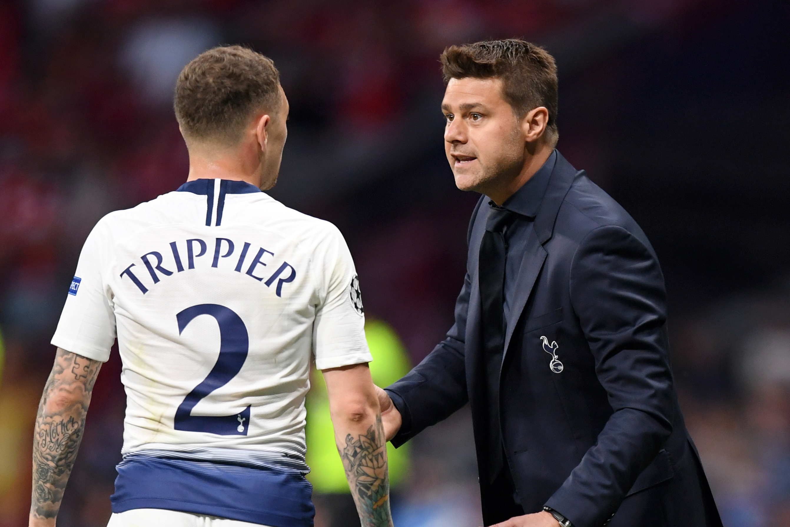 Mauricio Pochettino Says Kieran Trippier Chose Spurs Exit Wasn T Forced Out Bleacher Report Latest News Videos And Highlights