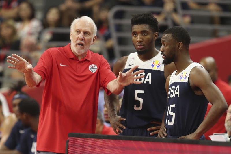 USA vs. Poland: Odds, Time, Live Stream for 2019 FIBA World Cup